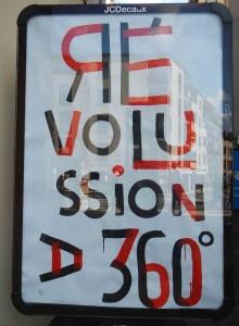 oeuvre urbaine de Pierre di Sciullo