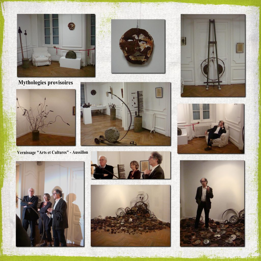vernissage Aussillon 2012
