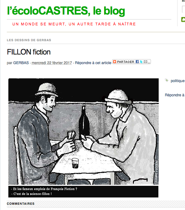 fillon-fiction